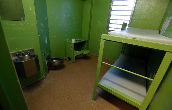 OCDC prison cell