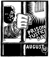 Prisoners Justice Day poster from 2016
