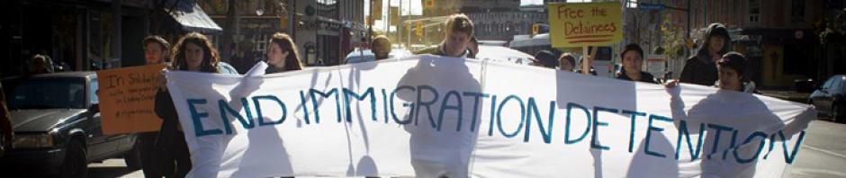end immigration detention