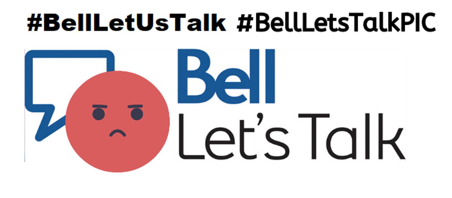 Bell Let Us Talk poster