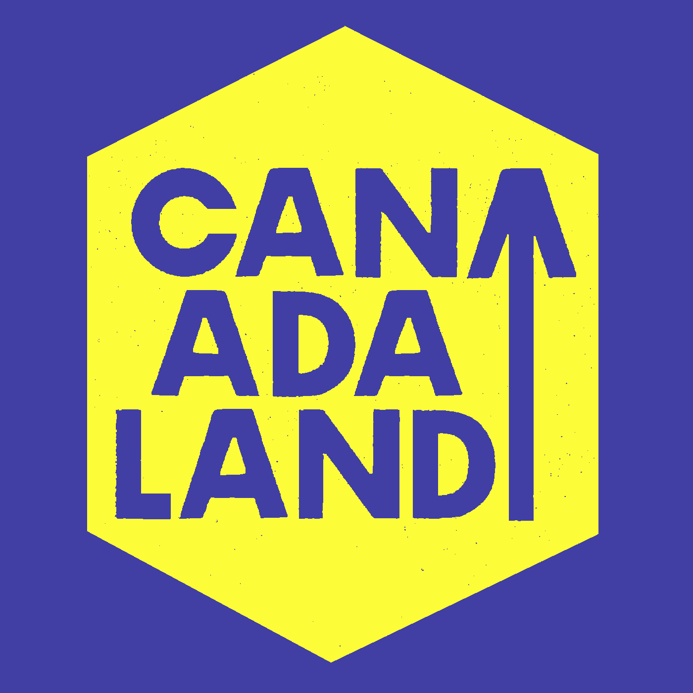 Canada land podcast logo
