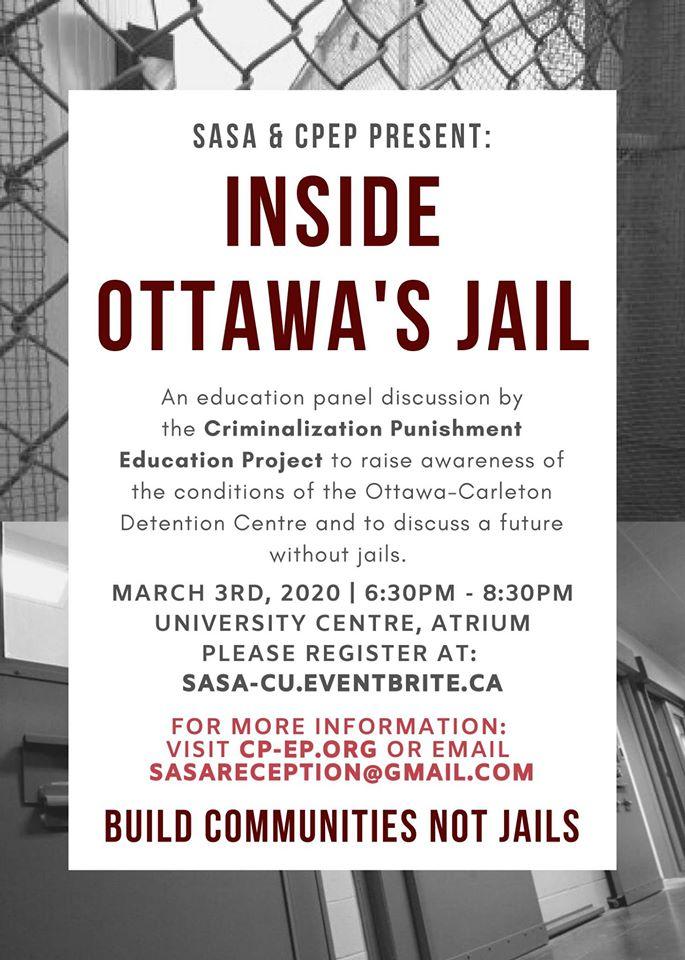 inside Ottawas Jail panel