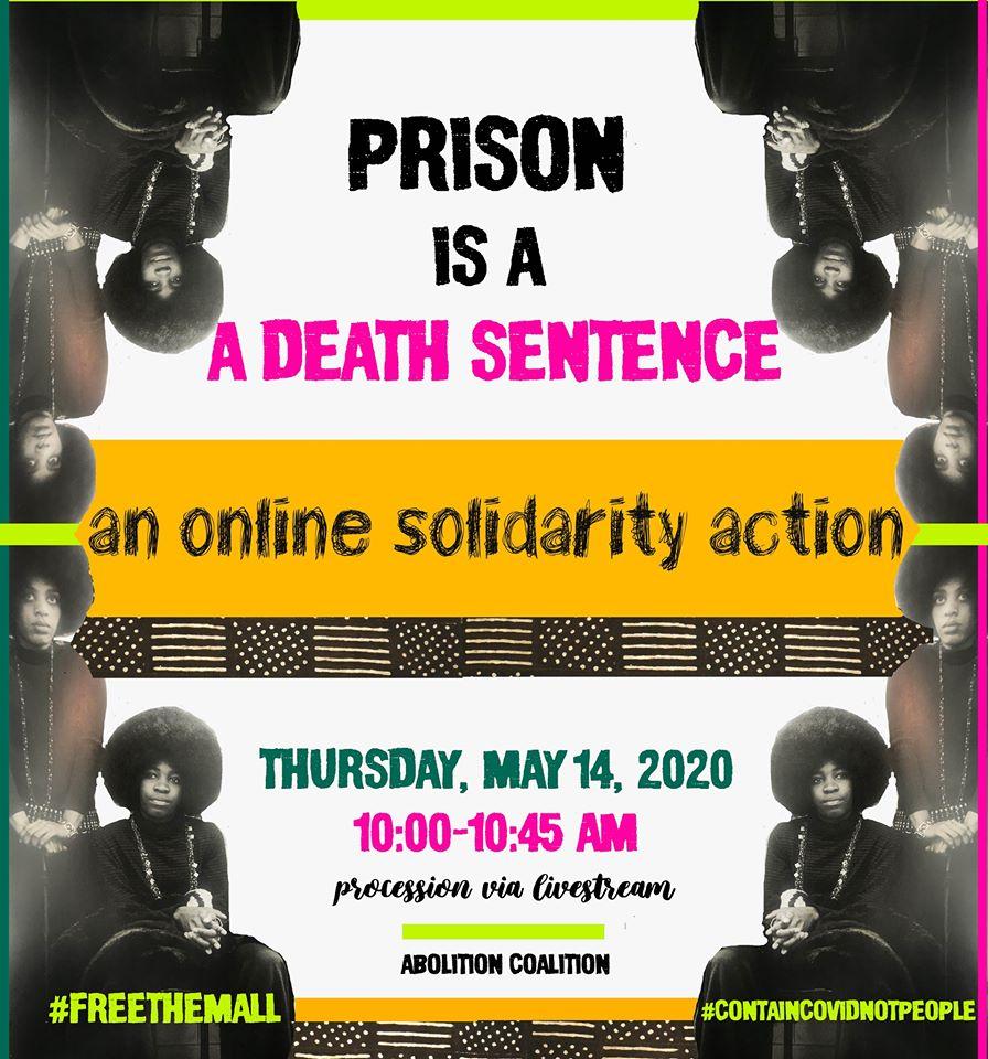 prison is a death sentence webinar poster large