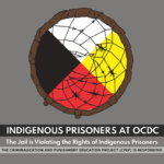 instagram images for supporting indigenous prisoners at OCDC part 1