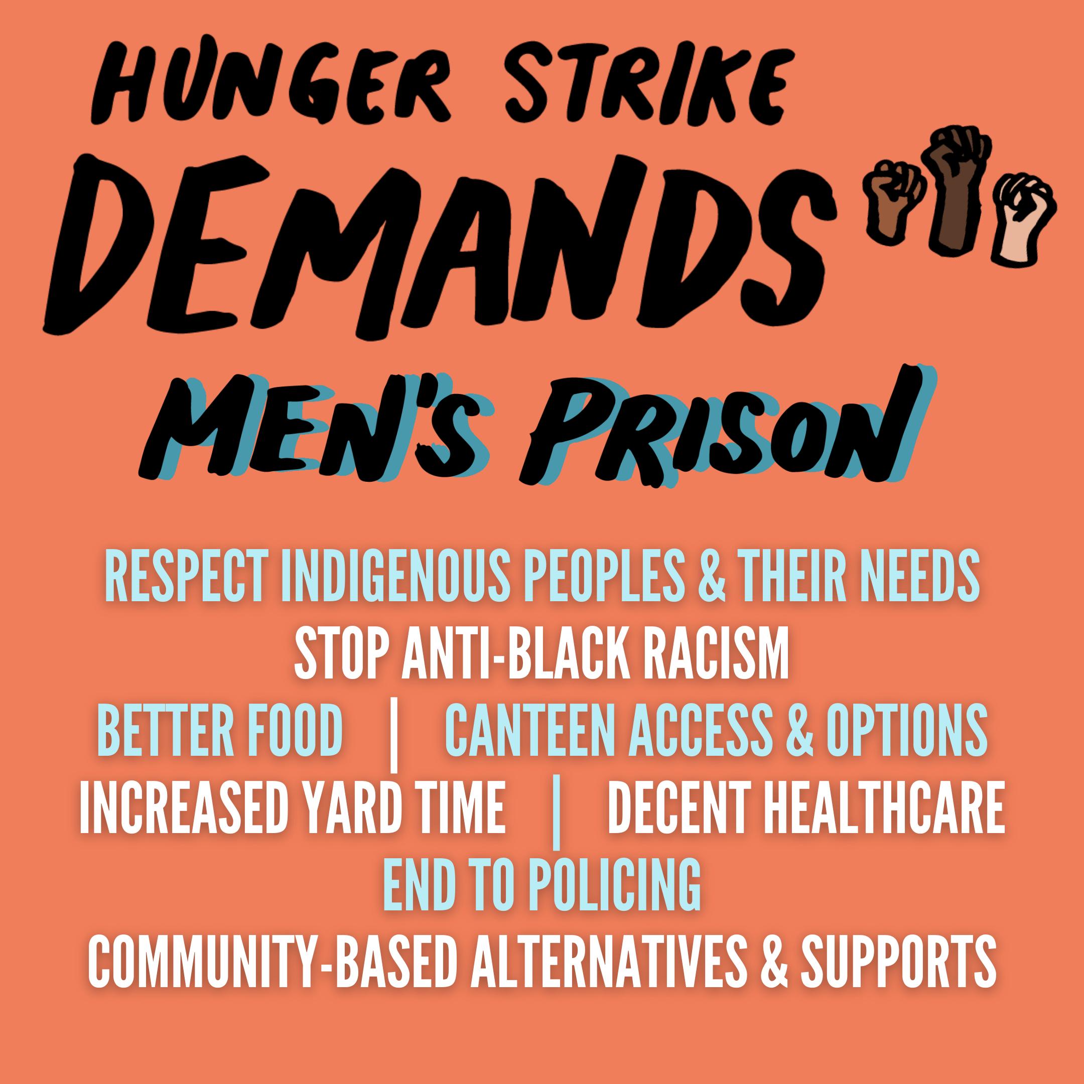 OCDC Hunger Strike 3
