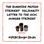 Burnside prisoners letter of solidarity to OCDC prisoners part 1