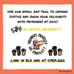 Burnside prisoners letter of solidarity to OCDC prisoners part 7