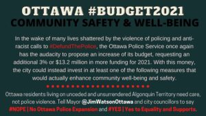 ott budget community safety and well being plan slide